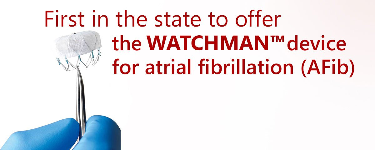The Watchman device for atrial fibrillation (AFib)